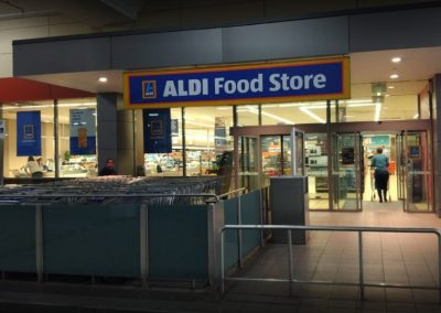 Aldi Shopping Centre<br>Springfield