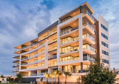 Etesian Apartments – Harbour Quays<br>Biggera Waters