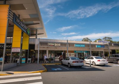 Reedy Creek Shopping Centre<br>Gold Coast