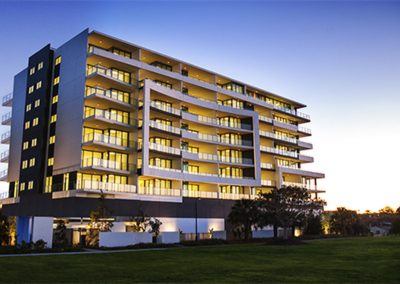 Zephyr Apartments – Harbour Quays<br>Biggera Waters